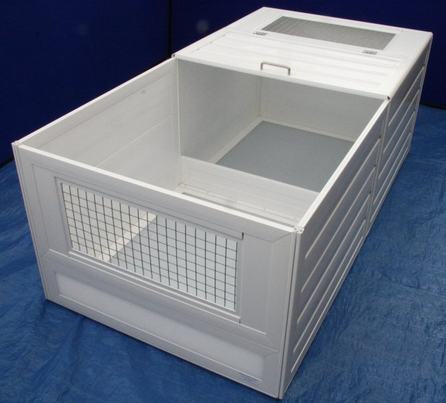 Plastic Dog Boxes For Sale